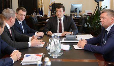 Регион получит более 15 миллиардов рублей на строительство обхода Балахны