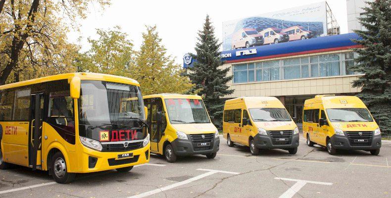 Глеб Никитин: «Решение о выделении 5 млрд на школьные автобусы – реальная поддержка автопрома»