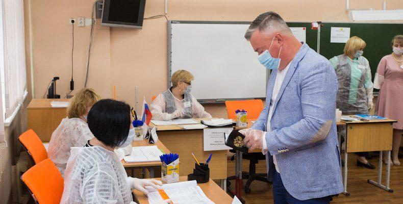 Артем Кавинов: «Нижегородцы продемонстрировали достойный уровень организации  голосования»