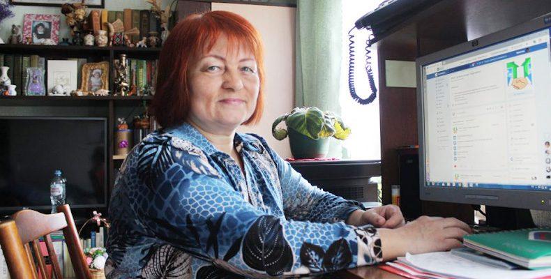 «На избирательный участок пришла вместе с внучкой, ведь я голосовала, в том числе, и за ее будущее»,  — Валентина Копусова