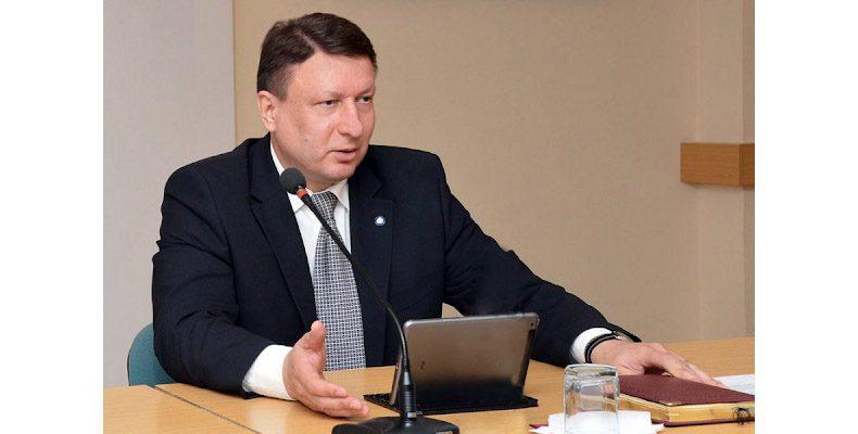 «Выбрана та система координат, которая станет для России решающей и в идеологическом, и в социальном плане», — Олег Лавричев