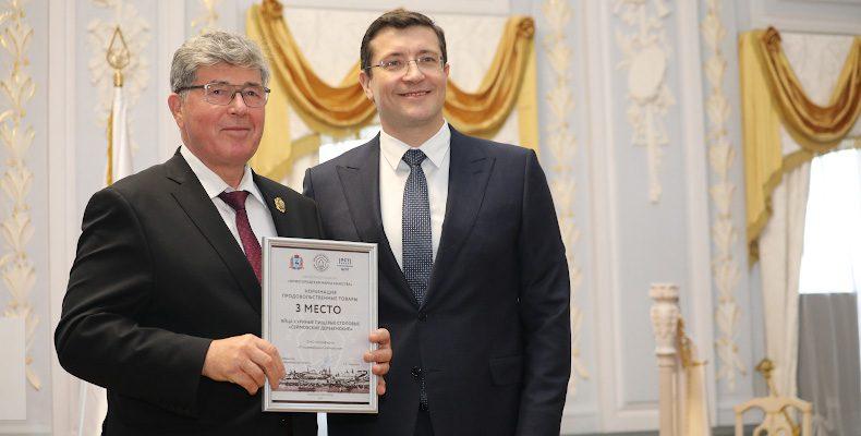 Глеб Никитин: «Качество нижегородской продукции на высоте»
