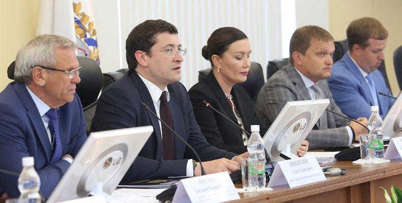 Глеб Никитин пригласил экспертов АСИ принять участие в подготовке Стратегии развития региона