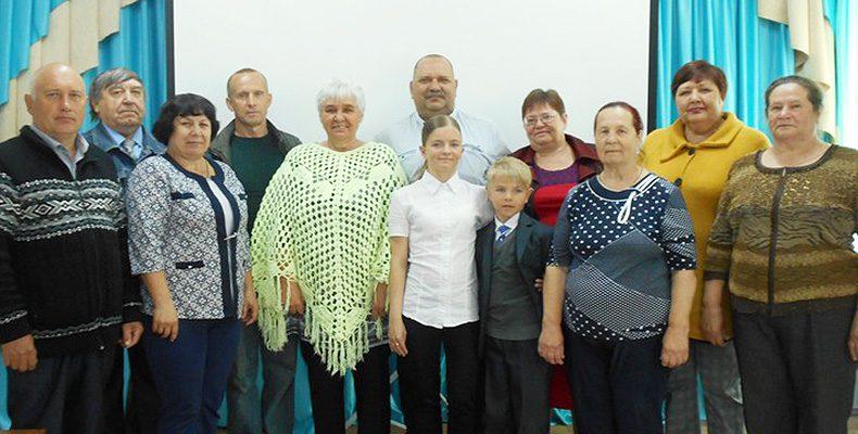 Общее дело большой семьи