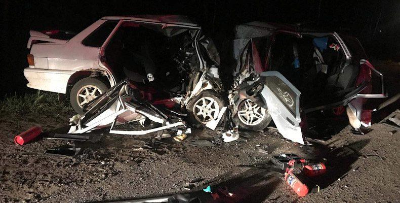 Пять человек погибли в ДТП в Нижегородской области
