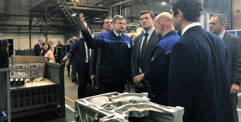 Глеб Никитин: «У Заволжья как у промышленного центра — огромные перспективы»