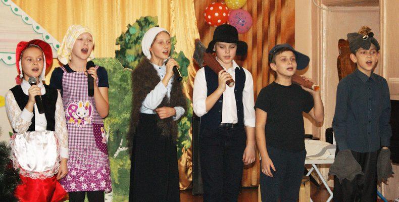 Музыкальная «Красная Шапочка»