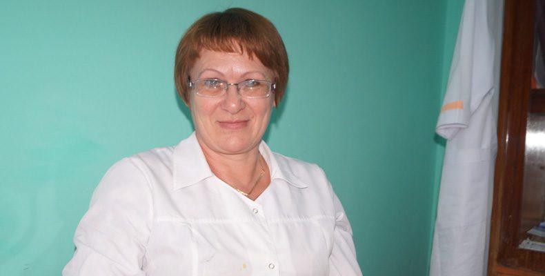 Труд медсестры достоин похвалы