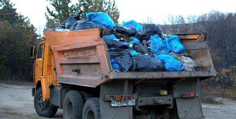 Решение проблем с вывозом мусора
