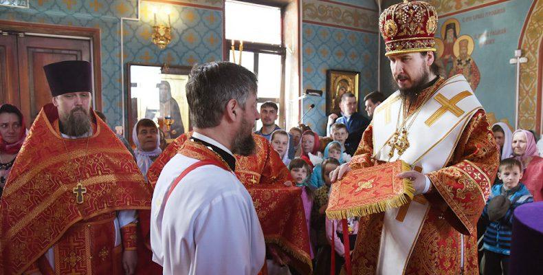 Возрождение духовности на Лукояновской земле