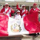 Перуанцы в Лукоянове
