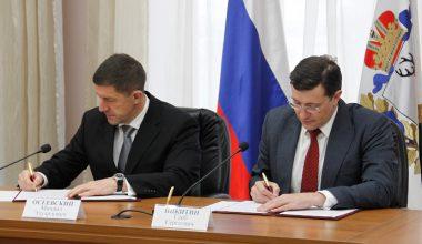 Глеб Никитин: «Нижегородская область сегодня — один из флагманов программы «Цифровая экономика»