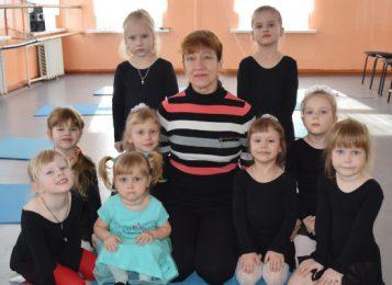 Открытый урок танцев