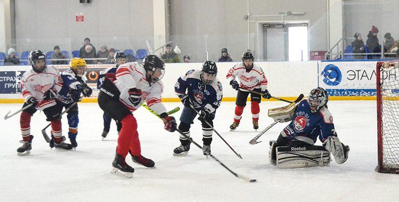 И вновь хоккей!