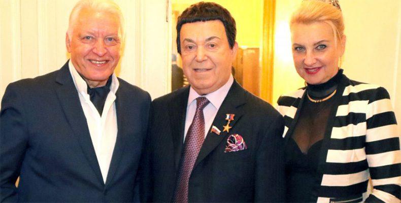 Александр Морозов и Марина Парусникова: «Нас поженил Кобзон!»