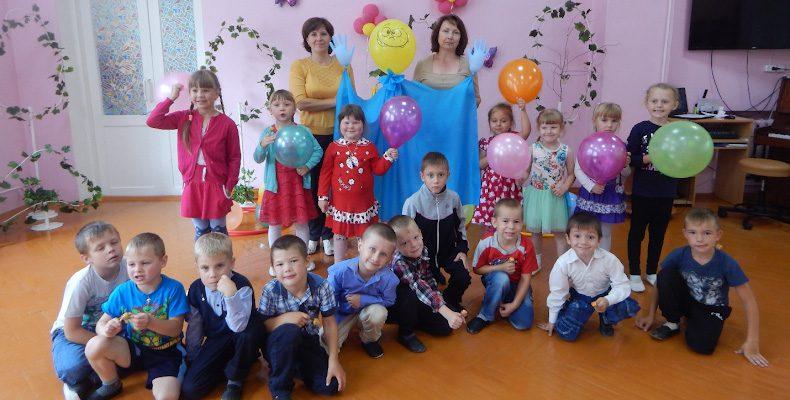 Дарите детям в праздники воздушные шары