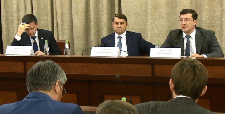 Глеб Никитин предложил разработать программу восстановления и вовлечения лесного фонда в оборот