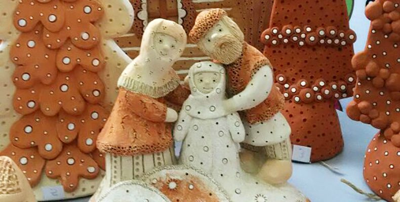 Мир глиняной игрушки