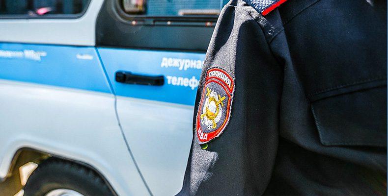 Полицейские раскрыли грабеж