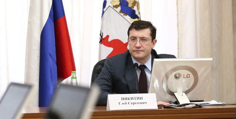 Глеб Никитин отчитался о доступности медицины в Нижегородской области