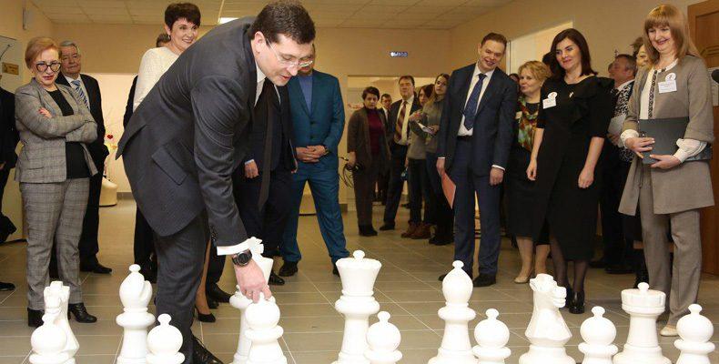 5 марта открылись сразу два соцобъекта в Нижегородской области