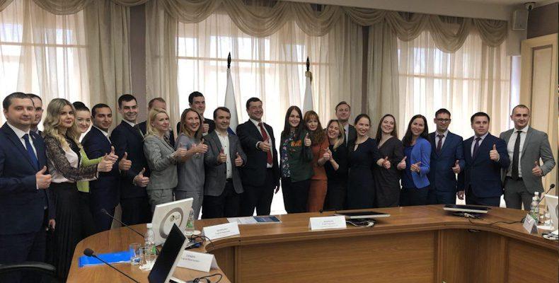 В Нижегородском кремле обсудили молодежную политику региона