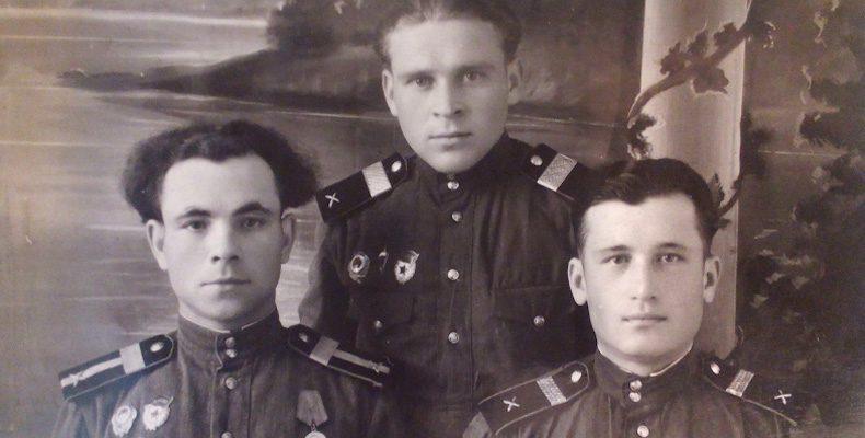 Ветеран войны и военно-десантных войск