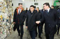 Глеб Никитин сообщил о ликвидации 3 крупных свалок в регионе до 2020 года