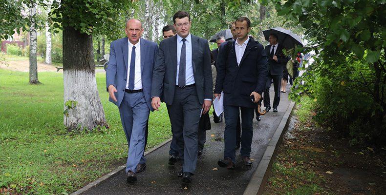 Глеб Никитин будет оценивать глав МСУ по показателям развития бизнеса