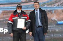 Глеб Никитин вручил награды строителям дороги Неклюдово-Золотово