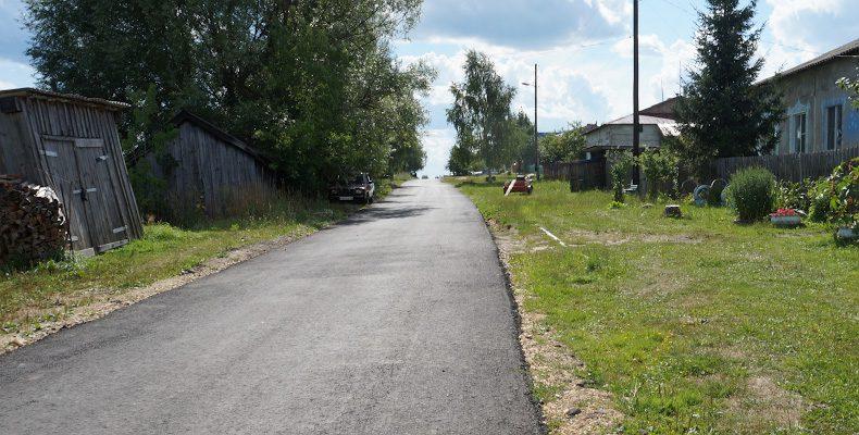 Ремонтируют и строят дороги