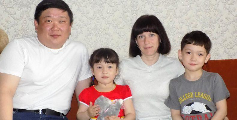 Семья вместе — душа на месте