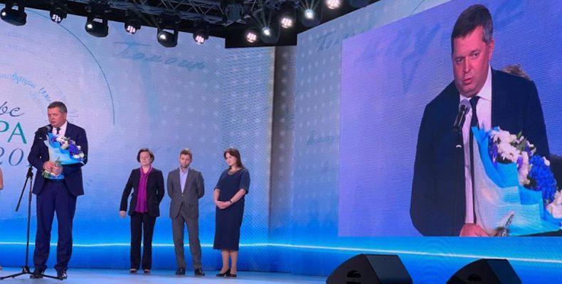 Нижегородский проект поддержки соцбизнеса удостоился почетной премии