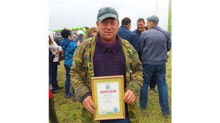 Лукояновец в числе призеров