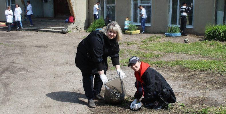 Волонтеры-медики селу