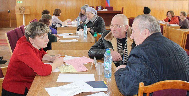 Лукояновцы получили консультации специалистов в рамках выездного приема граждан
