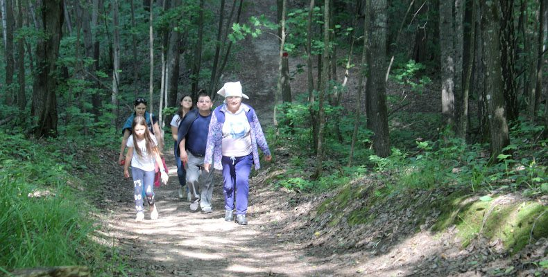 Ичалковские пещеры: захватывающий маршрут для выходного дня