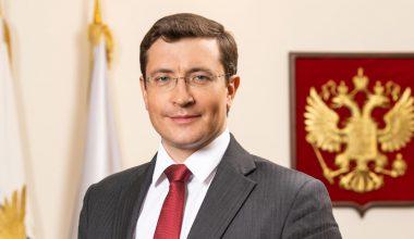 Поздравление губернатора Нижегородской области Глеба Никитина с Днем авиации