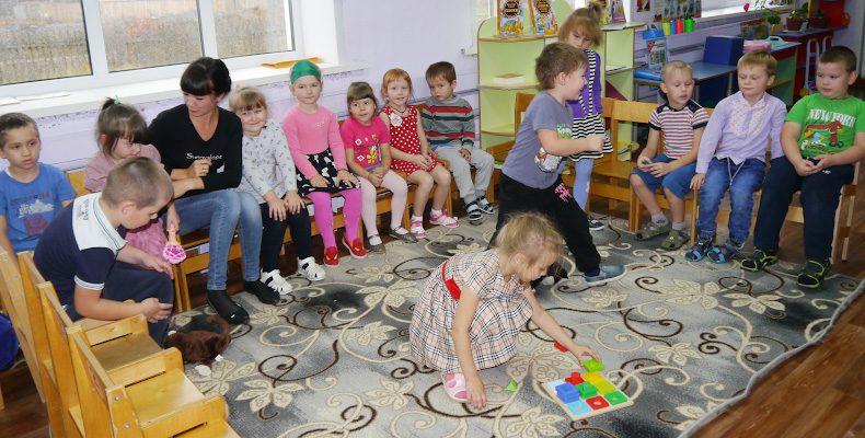 Детский сад переехал