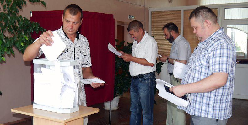 Избран секретарь местного отделения партии «Единая Россия»