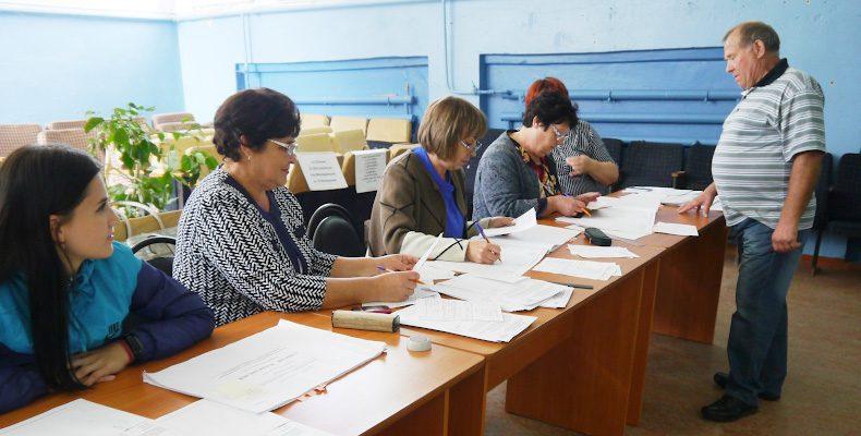 Жители района выбрали депутатов
