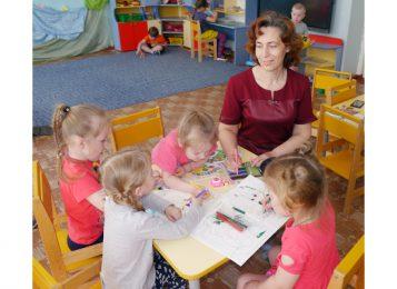 Воспитатель — профессия творческая