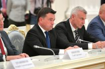 Глеб Никитин принял поздравления от Владимира Путина с победой на выборах