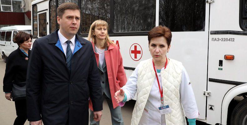 """Никитин заявил о двух новых """"Поездах здоровья"""""""