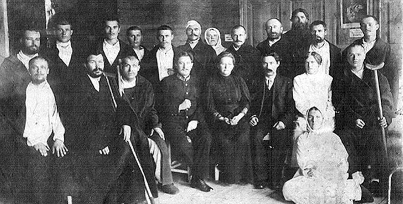 Памяти лукояновцев — участников Первой мировой войны