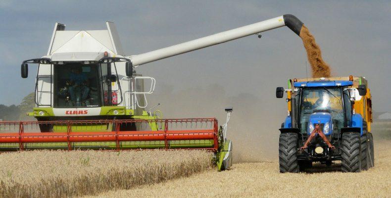 Уборочная кампания зерновых успешно завершается в Нижегородской области